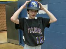 Nash teen playing baseball again after severe head injury
