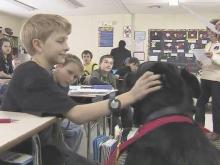 Students learn responsible pet ownership skills