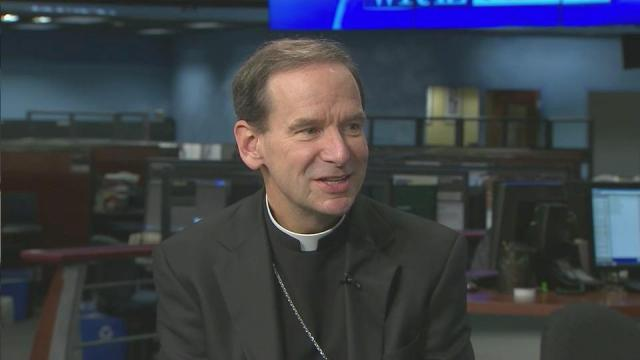 Raleigh bishop expects 'unity, humility' from new pope