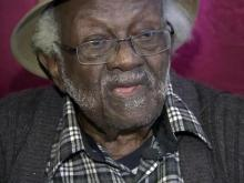Birthday party becomes graduation celebration for 100-year-old