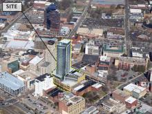 Rendering:  Austin Lawrence Partners development in Durham