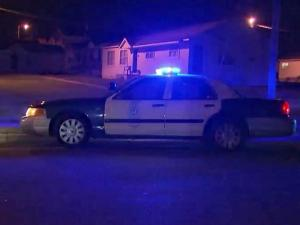 Raleigh police are searching for two men in connection with a fatal shooting early Thursday.