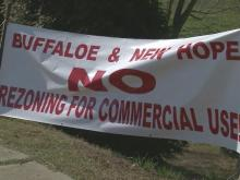 Neighbors say no to business in their subdivision