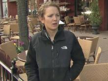 Boston bombings create chaotic scene at nearby restaurant