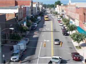 Henderson NC downtown