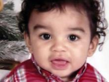 Zaymon Locklear, drowned in Robeson ditch