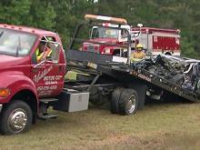 Fatal wreck closes Nash Co. highway