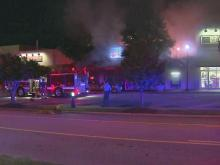 Accidental fire damages Raleigh sushi restaurant