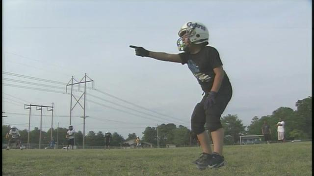 No jerseys for Fayetteville youth football players