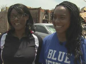 Duke student saved by 'safe room'