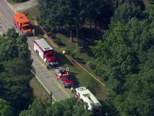 A 1-year-old girl died May 29, 2013, when the car she was riding in ran off N.C. 96 near Selma and overturned.