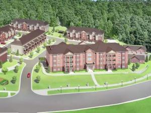 Plans for Park View development in Fayetteville