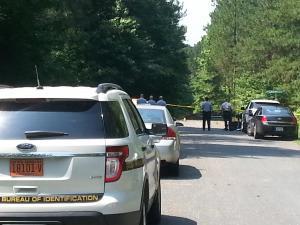 Body found near Old Bayleaf and Durham roads, near Falls Lake in Wake County.