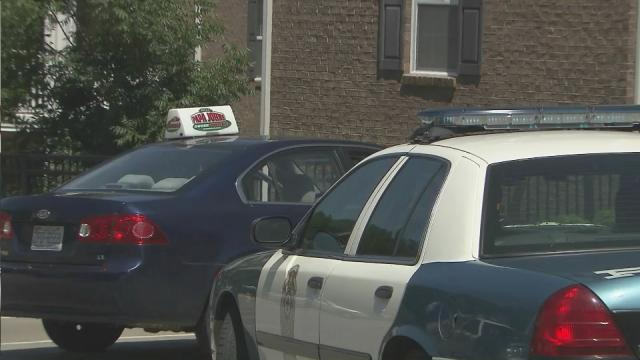 two pizza delivery drivers robbed within minutes