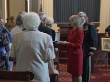 WWI Veterans honored
