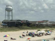Ocean Isle Beach town leaders discuss rip current safety :: WRAL.ocean isle beach town