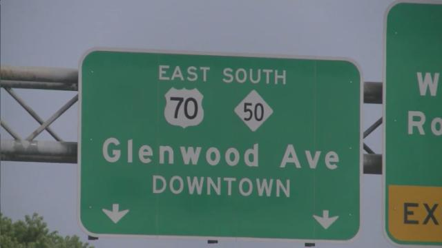 Glenwood Avenue