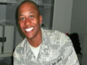 Airman 1st Class Shaquille Hargrove