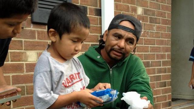 A 4-year-old boy who was the subject of a statewide Amber Alert early Thursday was found safe inside his home after he fell asleep in a closet, Durham police said.