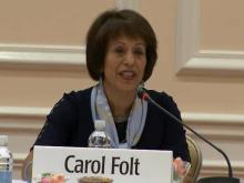 Folt: UNC sexual assault response of national importance