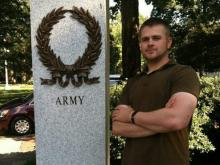 Fort Bragg lieutenant fighting wartime murder charge