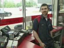 Exxon employee: Thief was in and out 'like a ghost'