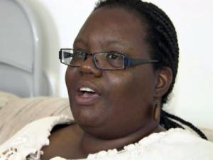 Sydney Houston lost her unemployment benefits on July 1, 2013.