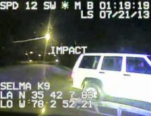 Selma police release video of deadly chase