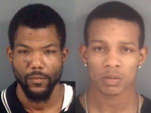 Kelly Eugene Elliott and Joseph DeShawn Haskins, two men wanted in connection with the Sept. 1 shooting death of 27-year-old Errol Williams near a Fayetteville convenience store, have been captured, Fayetteville police said.