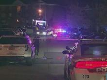 Durham police were investigating a death early Sunday at the Campus Crossing apartment complex on Cornwallis Road.