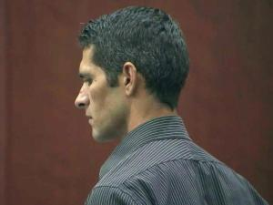 Rabah Samara was found guilty on Oct. 24, 2013, of driving while impaired. A decade earlier, he was involved in a hit-and-run on Interstate 40 that killed sports broadcaster Stephen Gates.