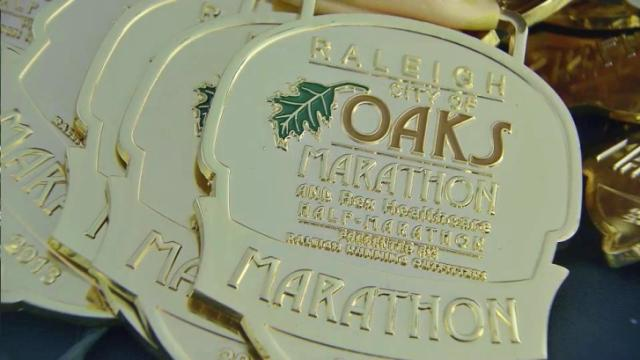 Raleigh welcomes record number of racers