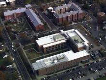 Sky 5: Authorities search for shooter at NCCU