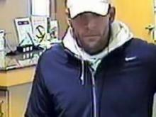 Authorities said this man robbed a PNC bank on Rogers Road in Wake Forest on Wednesday, Dec. 4, 2013.
