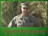 Troop Holiday Greetings