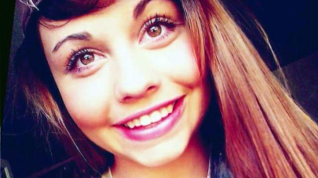 Kayla Lineberry, killed in Carthage crash