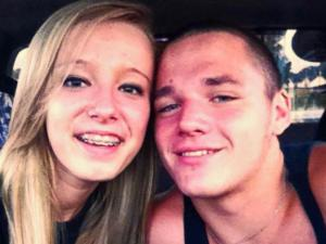 Malia K. Porter, 15, and Spenser Terry Garrison, 16, were found shot on Capps Bridge Road near Goldsboro on Jan. 13, 2014. Garrison was pronounced dead at the scene. Malia was airlifted to a hospital.
