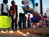 Dozens march for slain Rocky Mount teen