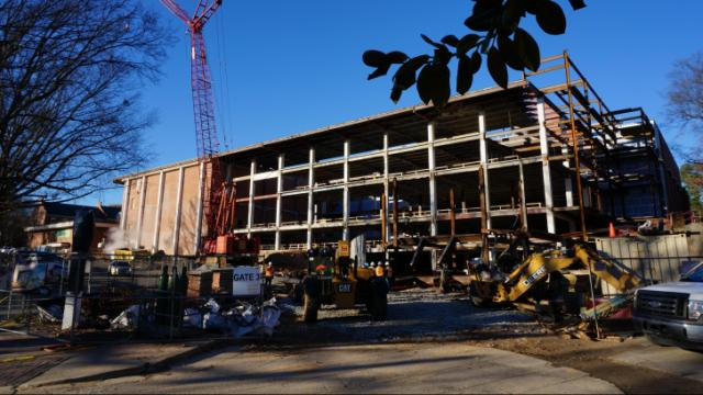 3 injured in construction accident at NC State