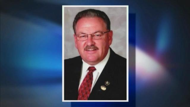 Longtime Wayne County sheriff dies