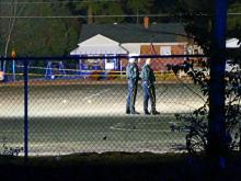 A 17-year-old Rocky Mount teen has been charged in connection with a Monday shooting that injured four other teens on a basketball court behind Word Tabernacle Church on Edwards Street, police confirmed Friday.