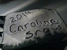 Send us your snow photos and see pictures from around the Triangle.