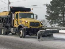DOT working to clear primary roads
