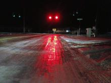 DOT crews to focus on secondary roads Friday