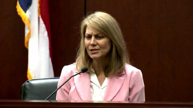 Testifying during her first-degree murder trial on Feb. 11, 2014, Amanda Hayes told jurors she did not kill Laura Ackerson and had no involvement in her July 13, 2011, death.
