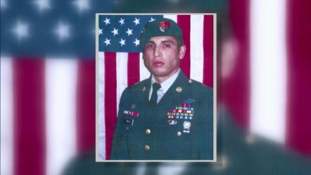 Women plead for help in finding soldier's killers