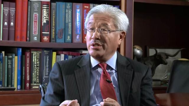 Dr. Victor Dzau of Duke