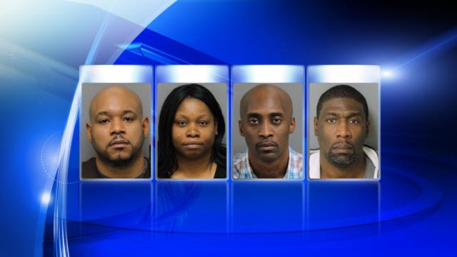 Wake County bond fraud suspects