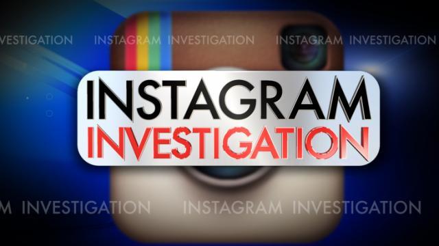 Instagram investigation