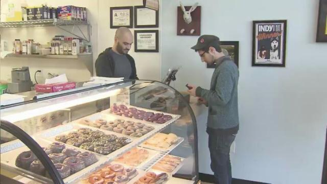 Local Durham bakery accepts virtual currency
